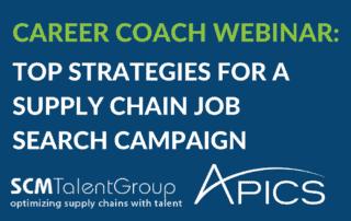 supply chain talent webinar